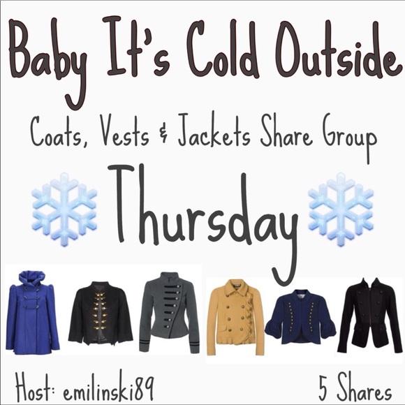 Jackets & Blazers - Thursday Jackets Group